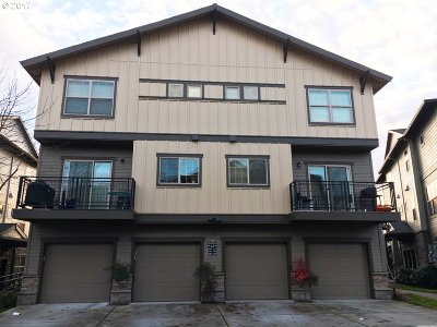 Hillsboro Condo/Townhouse For Sale: 20556 NW Brentford Ter