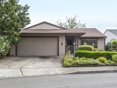 Tigard Single Family Home For Sale: 15370 SW Oaktree Ln