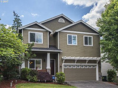 Beaverton Single Family Home For Sale: 14460 NW Pioneer Park Way