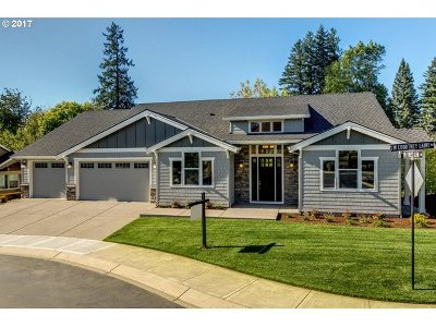 McMinnville Single Family Home For Sale: 1239 SW Forest Glen Dr