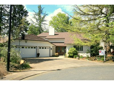 Keizer Single Family Home Sold: 440 McNary Heights Dr N