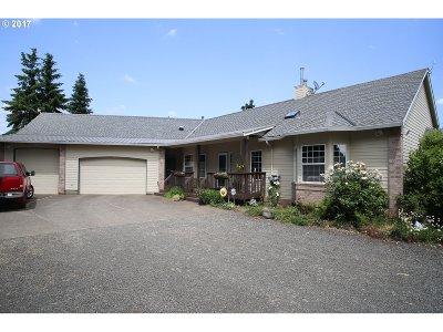 Cornelius Single Family Home For Sale: 8015 SW Iowa Hill Rd