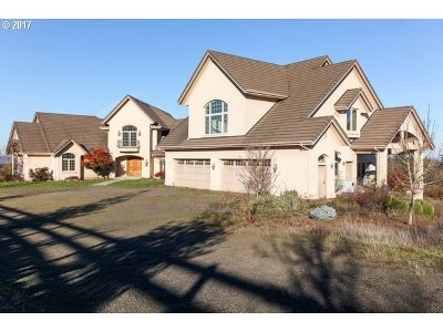 Tigard, Tualatin, Sherwood, Lake Oswego, Wilsonville Single Family Home For Sale: 15751 SW Pleasant Hill Rd