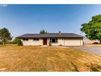 Molalla Single Family Home For Sale: 14289 S Vaughan Rd