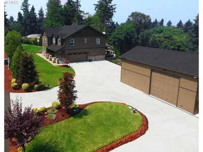 Tualatin Single Family Home For Sale: 6071 SW Prosperity Park Rd