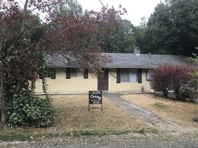 Coquille OR Single Family Home For Sale: $145,000