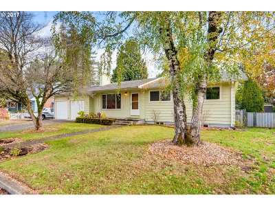 Single Family Home For Sale: 2032 SE 186th Ave