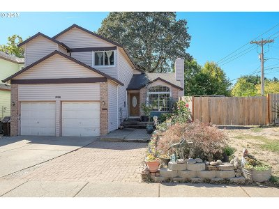 Portland Single Family Home For Sale: 5927 NW 181st Ave