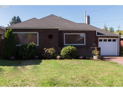 Single Family Home For Sale: 4429 NE 78th Ave