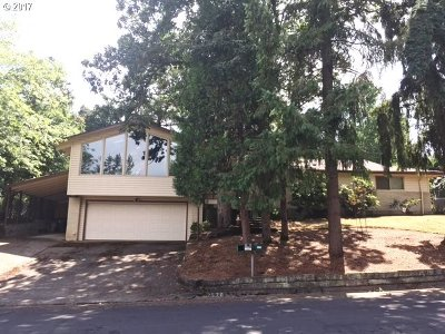 Eugene Single Family Home For Sale: 2570 W 21st Ave