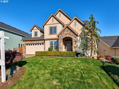 Wilsonville, Canby, Aurora Single Family Home For Sale: 14921 Seal Rock Ave