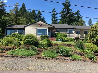 Portland Single Family Home For Sale: 12111 SW 29th Ave