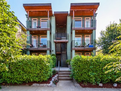 Portland Condo/Townhouse For Sale: 4040 N Montana Ave #6