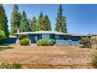 Gaston Single Family Home For Sale: 46161 SW Patton Valley Rd