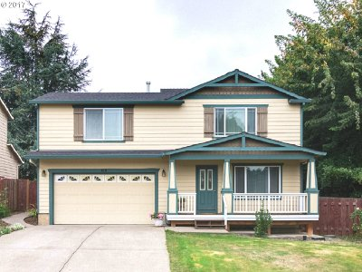 Gresham Single Family Home For Sale: 62 NW Chastain Pl