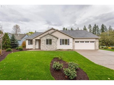 Mill City Single Family Home For Sale: 320 Santiam Pointe Loop