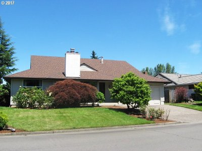 Single Family Home For Sale: 14815 NW Perimeter Dr