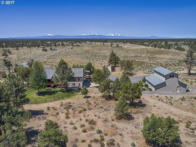 Bend Single Family Home For Sale: 62050 Dodds Rd