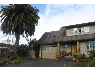 Brookings Single Family Home For Sale: 816 Pioneer Rd