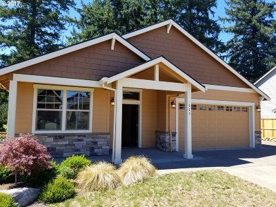 Estacada Single Family Home For Sale: 117 NE Oak View Ln