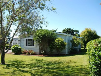 Brookings Single Family Home For Sale: 97881 Marks Ln