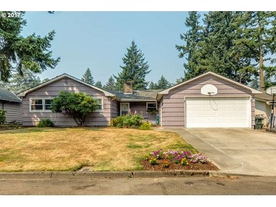 Single Family Home For Sale: 819 SE 179th Ave