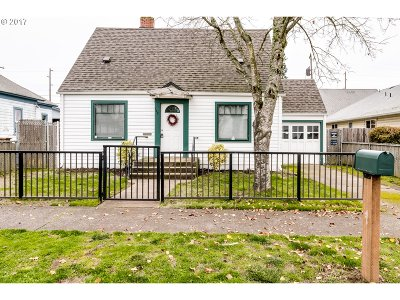 Lane County Single Family Home For Sale: 765 Greenwood St