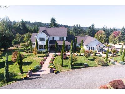 Estacada Single Family Home For Sale: 39420 SE George Rd
