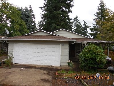 Portland Single Family Home For Sale: 2160 SE 130th Ave