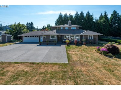 Single Family Home For Sale: 30645 SE Wheeler Rd