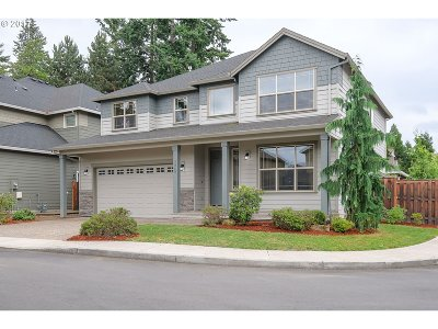 Portland Single Family Home For Sale: 3868 NW 139th Pl