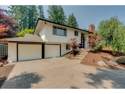 Tigard Single Family Home For Sale: 14375 SW 164th Ave