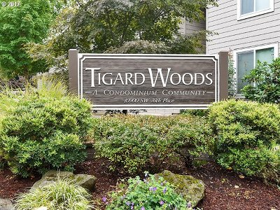 Tigard Condo/Townhouse For Sale: 10900 SW 76th Pl #54