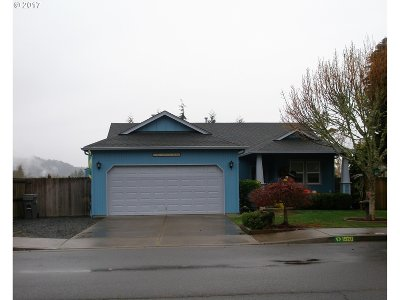 Springfield OR Single Family Home For Sale: $245,000