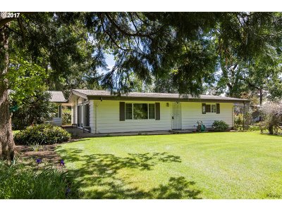 Springfield Single Family Home For Sale: 37440 Hills Creek Rd