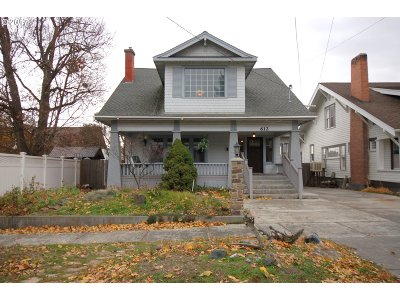 Pendleton Single Family Home For Sale: 612 NW Despain Ave