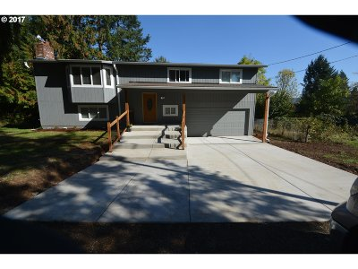 Single Family Home For Sale: 18051 S Redland Rd