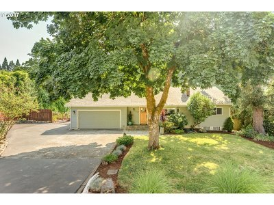 Single Family Home For Sale: 7770 SW 82nd Ave