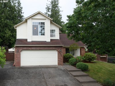 Oregon City Single Family Home For Sale: 19796 Castleberry Loop