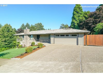 Forest Grove OR Single Family Home For Sale: $589,000