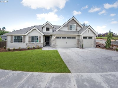 Camas WA Single Family Home Sold: $699,950