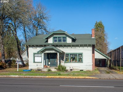 Eugene Multi Family Home For Sale: 749 W 13th Ave
