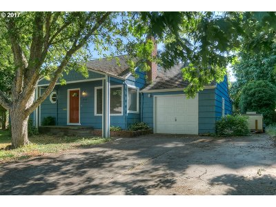 Salem Single Family Home For Sale: 1920 24th St