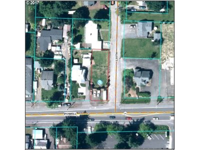 Portland Residential Lots & Land For Sale: 120th Blvd Blvd