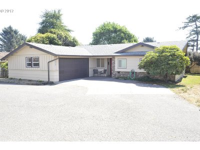 Brookings Single Family Home For Sale: 543 Cushing Ct