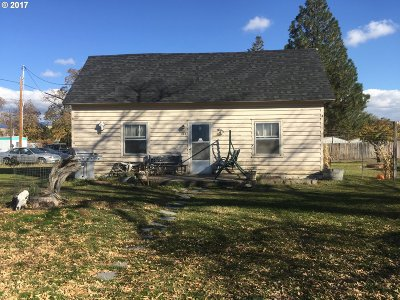 Union OR Single Family Home Sold: $69,900