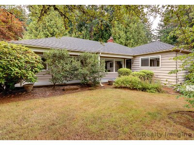 Portland Single Family Home For Sale: 7665 SW Copel St