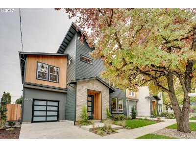 Single Family Home For Sale: 8470 N Woolsey Ave