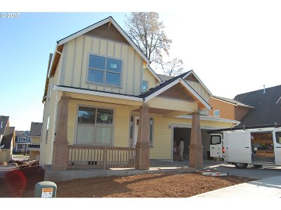 Oregon City Single Family Home For Sale: 19316 Windmill Dr #Lot3