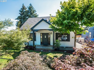 Single Family Home For Sale: 244 NE 94th Ave